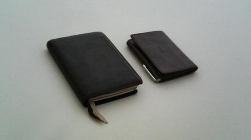 ビュットナー財布と手帳klein.jpg