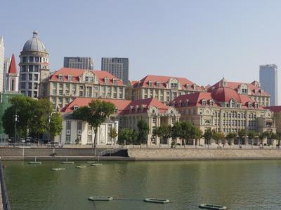 西洋様式の建物
