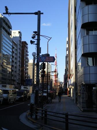 東京タワーを臨む.JPG