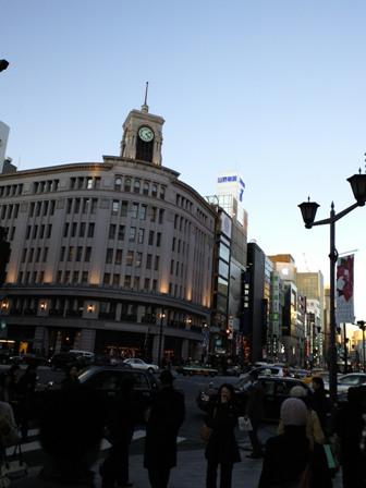 銀座四丁目.JPG